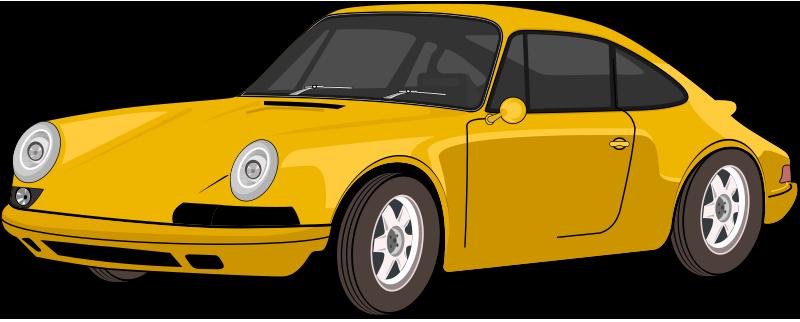 Kavotec GmbH - Porsche in gelb